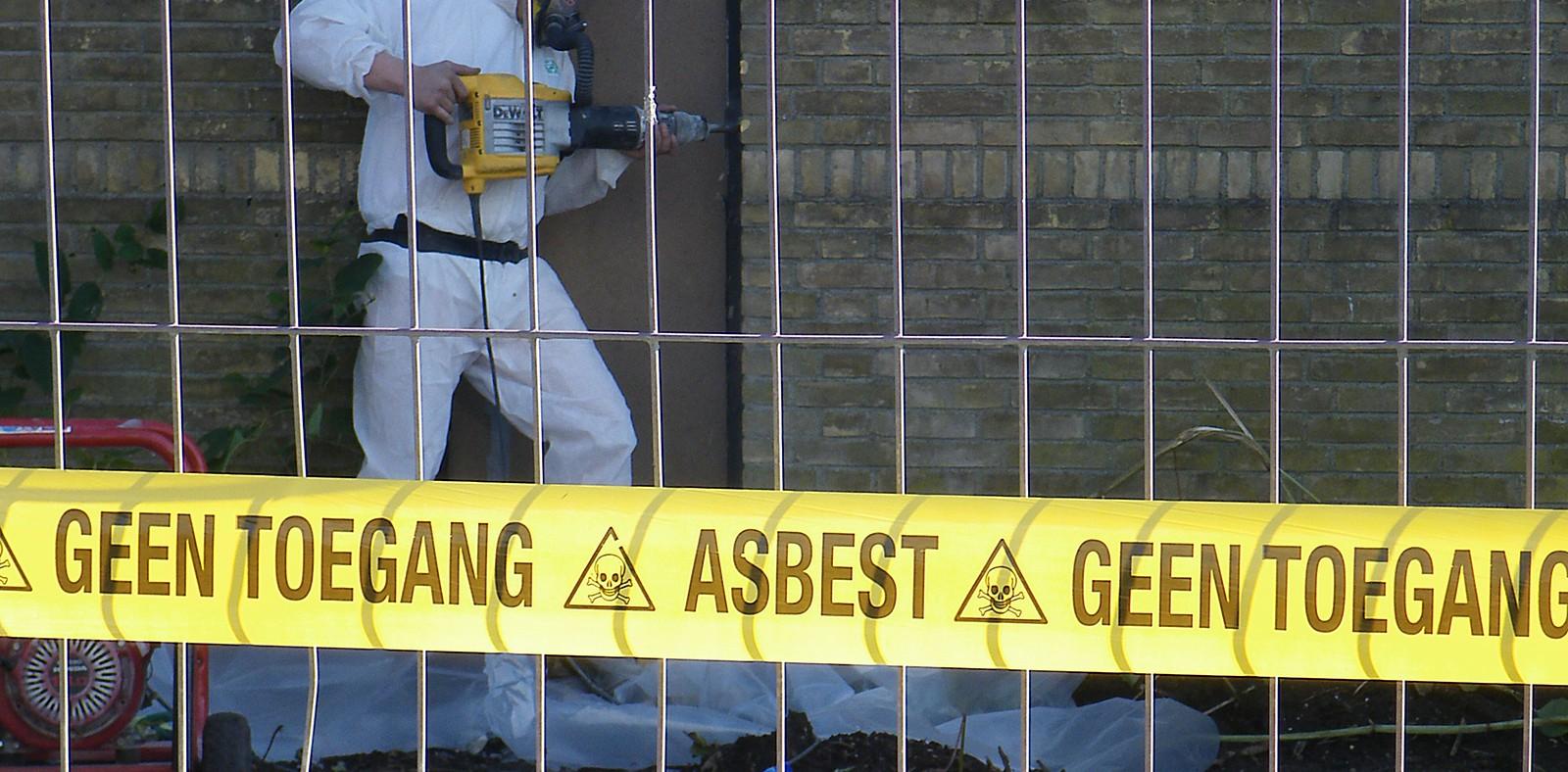 Asbestsaneringen