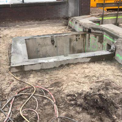 Vernieuwen waterkering Kampen - Hein Heun Sloopwerken B.V.